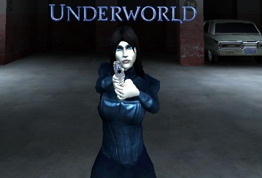 Selene from Underworld for Brujah