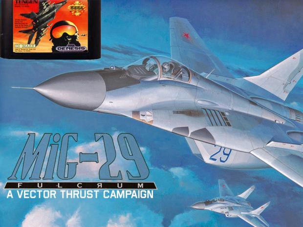 MiG-29 Fulcrum Campaign