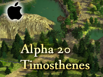 0 A.D. Alpha 20 Timosthenes - Mac version