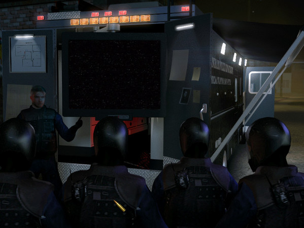 SWAT 3 L.A Metro