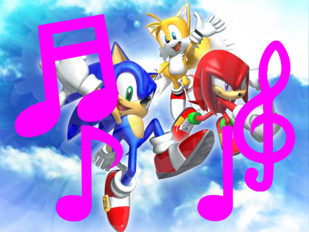 Sonic Heroes Extra Music
