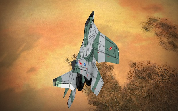 The Eagle and the Cross - ZTS and LSS skin pack