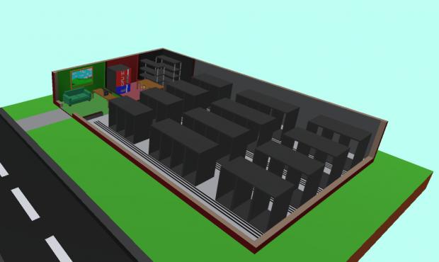 Data Center Tycoon 3.2