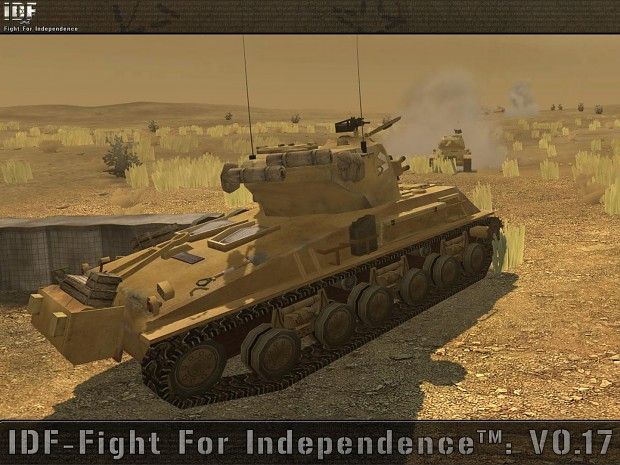 IDF - Fight For Independence: V0.17