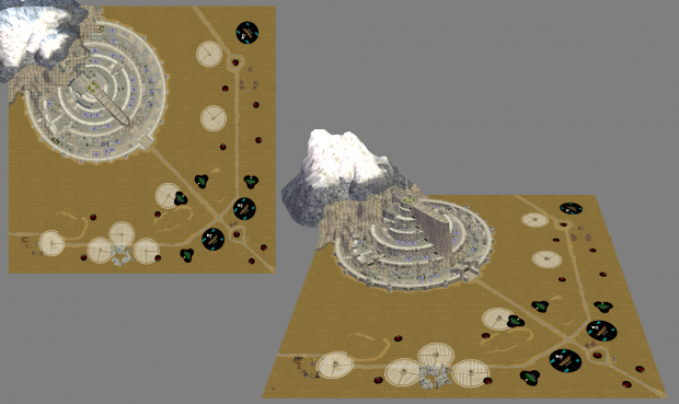 Minas Tirith The White City v1.6.1 (Edain)