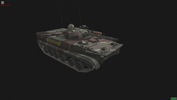 Skin BMP-3 marinir