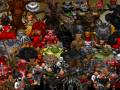 DOOM Emulation v06b Monsters!