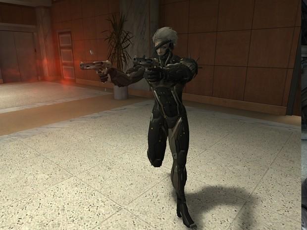 ALIIIIIIIIVE!!!! (Raiden player model)