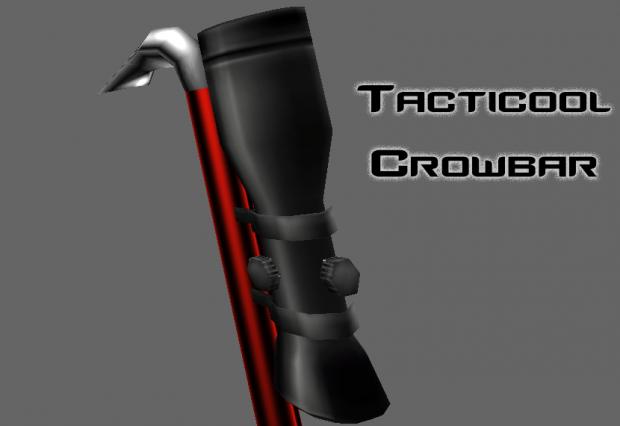 Tacticool Crowbar