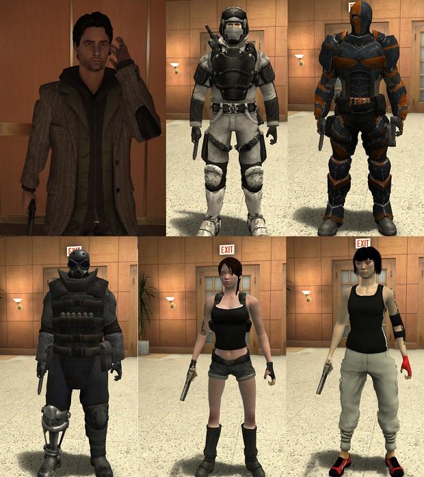 AntiEvil's player models pack