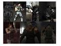 Resident Evil skins pack