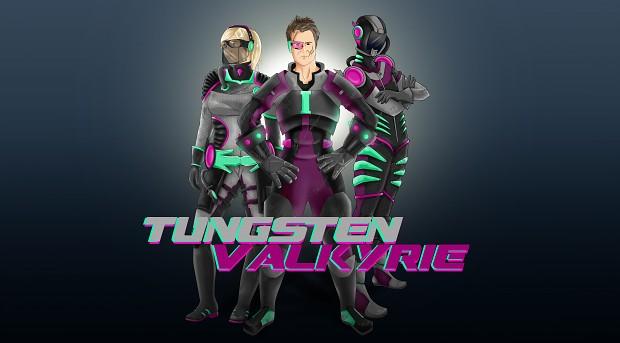 Tungsten Valkyrie Demo 1