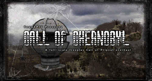 New menu music for Call of Chernobyl