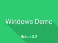Windows Demo (Beta v0.2)