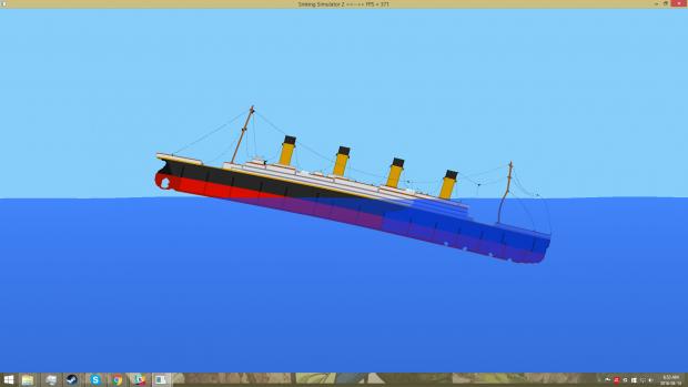 Sinking Simulator 2: Alpha 2