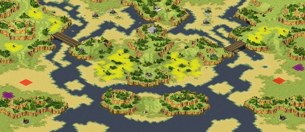 Scortched Earth Map.Files Rss Feed Scorched Earth Ra2 Mod With Smart Ai For C C Red
