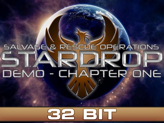STARDROP - Chapter 1 (DEMO) 32 Bit
