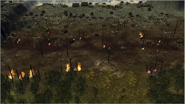 Battle For KelSneyd III: Mission 1 DOW:DC scenario