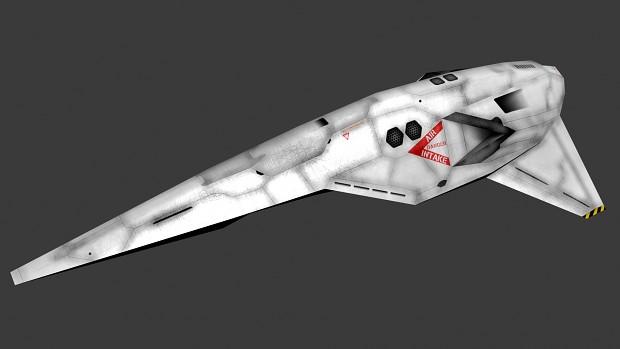 BallisticNG - Barracuda Prototype