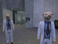 Half-Life: Ferret scientists (v1.0)