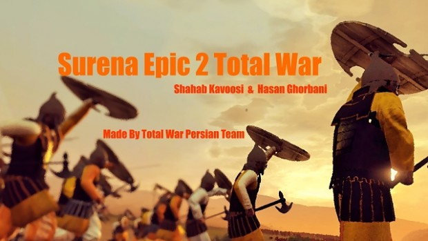 Surena epic 2 total war file mod db