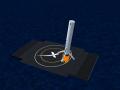 SpaceX Falcon Lander