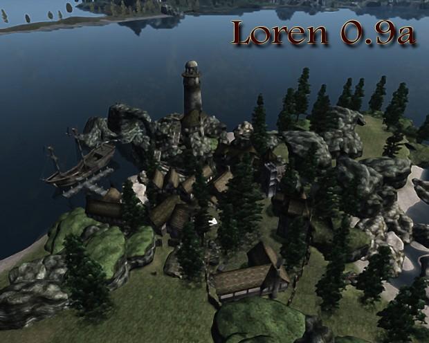 Loren 0.9a
