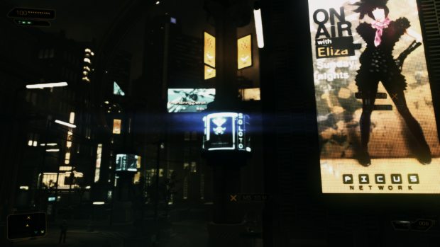 DXHR Cinematic mode 2016 final version