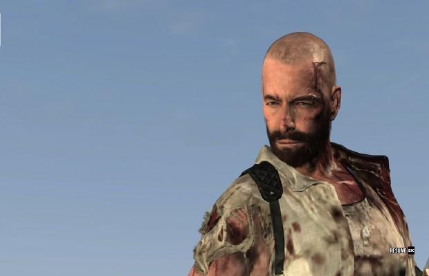 Max Payne 3 - Face Edition Mod by King Kolossos