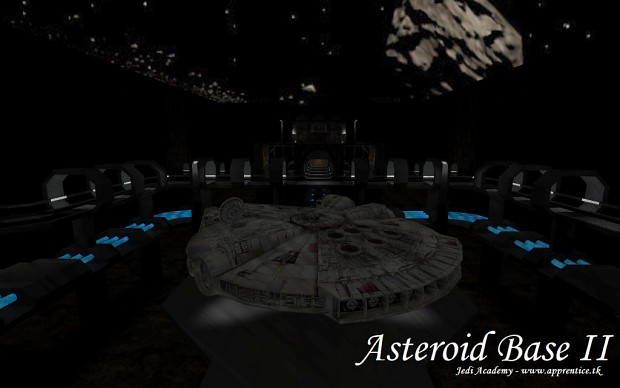 Asteroid Base II - Release THREE