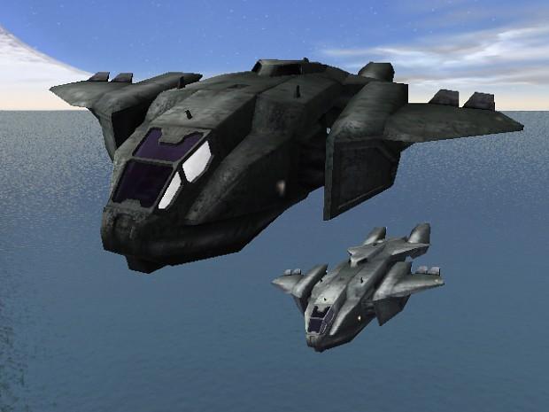 Flyable Dropship
