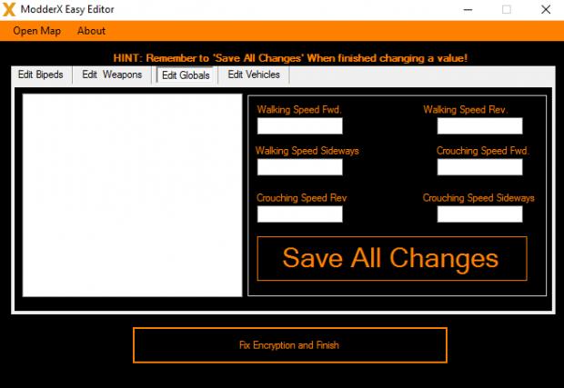 ModderX Easy Editor