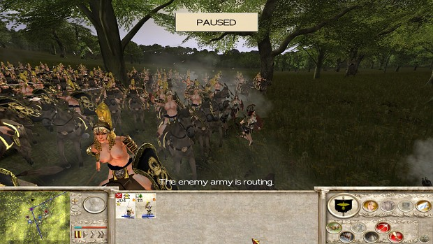 18+ ONLY: Amazons: Total War - Refulgent 8.1O
