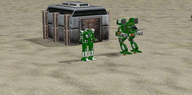 Mech Commander Omnitech 559