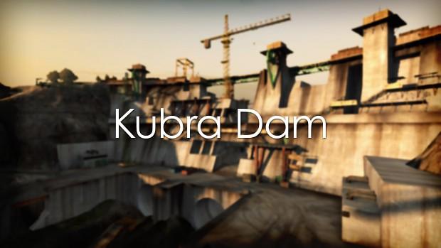 Kubra Dam — BF2HC Map