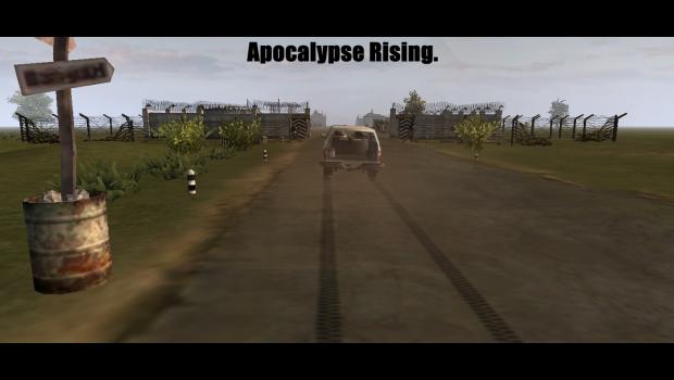 Apocalypse rising Part 1