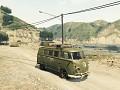 1960 Volkswagen Bus (Rat)