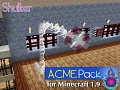ACME Pack 512x for Minecraft 1.9 Combat Update