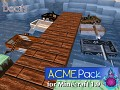 ACME Pack 256x for Minecraft 1.9 Combat Update