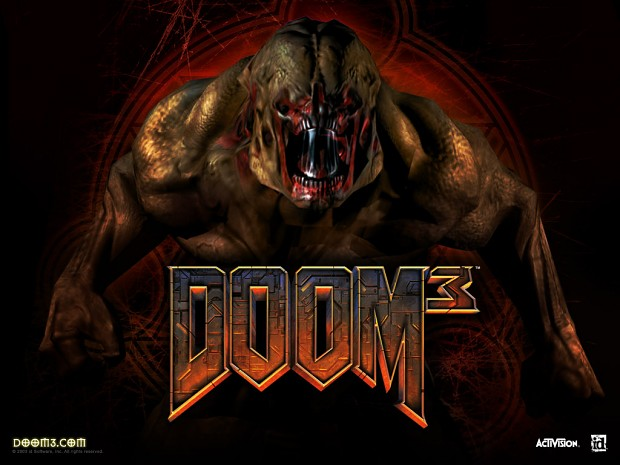 Original Doom 3 preview disk
