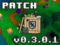 Patch v0.3.0.1-alpha