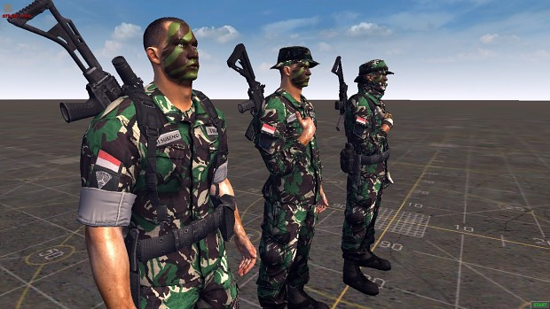TNI skin HQ