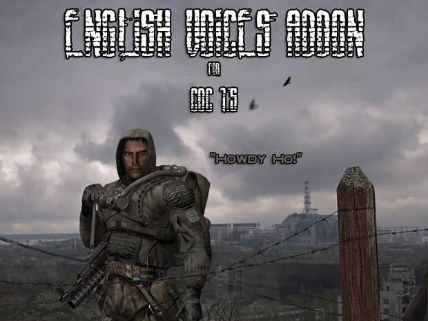 English Voices Addon (1.5)
