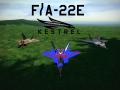 The Eagle and the Cross - F/A-22E Kestrel Pack