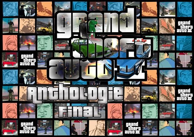 GTA III Anthology &- HD Remastered