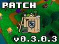 Patch v0.3.0.3-alpha