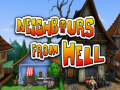 Neighbours From Hell GameCube - hungarian patch