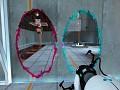 Portal Vines Blue & Pink