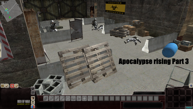 Apocalypse Rising part 3