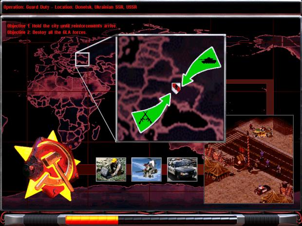 Yuri's Revenge: CnCD2K Mod v2.9.1